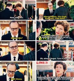 Love this movie so much. Saving Mr. Banks
