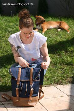 """Lusida likes: Ich """"Pakke"""" meinen Rucksack und nehme mit..."""