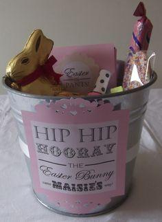 Girls Easter Hamper