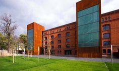 Spichlerz w gliwicach, Medusa Group http://planyourspace.blogspot.com/2015/02/lofty-czyli-oswojony-industrializm.html