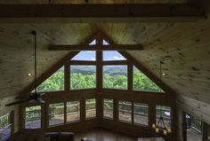 Gorgeous View of the Cohutta Mountain Wilderness Blue Ridge Cabin Rentals, Georgia Cabin Rentals, Window Wall, Lodges, Dining Area, Gazebo, Wilderness, Outdoor Structures, Mountain