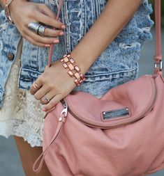 Marc by Marc Jacobs crossbody bags...love the color