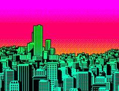 pixel animated GIF