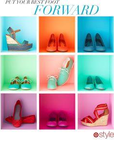 Shoes color