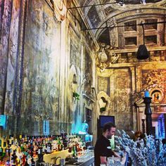 After a 'hard' day of exploring #Bologna, think I'll have a drink right here - Instagram by @Keith Jenkins