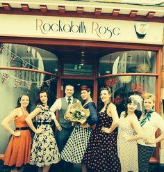 #rockabillyrosetheflorist #florist #flowershop #weddings #gifts #vintage #cambridgestreet #wellingborough #northants