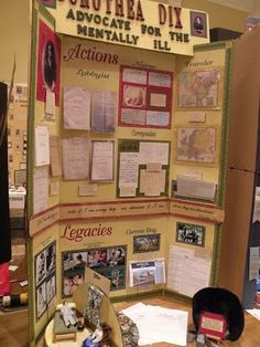 national history day exhibit. Oh my god! All of the things I love! AHHHH