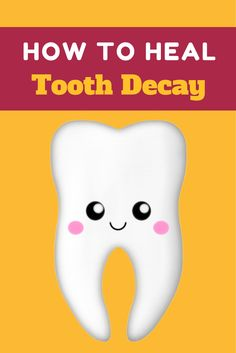 How to Heal #Tooth #Decay naturally and within 24hrs