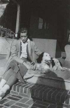 Little Edie in 1938