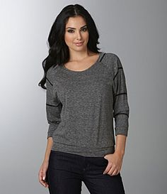 Slouch top, size M