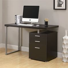 Monarch Specialties I 7 Left or Right Facing Desk