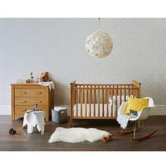 Buy John Lewis Lasko Nursery Furniture Range, Oak from our Furniture Ranges Joy Furniture, Baby Furniture Sets, Nursery Furniture, Furniture Movers, Baby Bedroom, Nursery Room, Nursery Decor, Nursery Ideas, Project Nursery