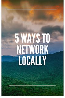 How To Make Money Online: Five Ways to Network Locally