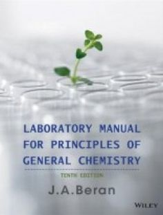 Free download fundamentals of analytical chemistry 9th edition by laboratory manual for principles of general chemistry 10th edition free ebook online fandeluxe Image collections