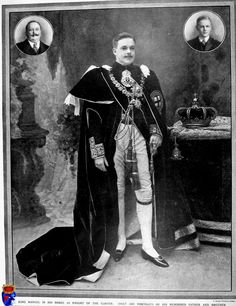 Royalty, King Manuel II of Portugal official portrait photocard Sintra Portugal, Spain And Portugal, Portuguese Royal Family, History Of Portugal, Noble People, Portuguese Culture, Kingdom Of Great Britain, Kaiser, Edwardian Fashion