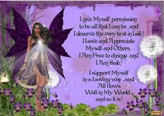 I give myself permission