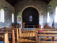 St Patrick's Memorial Church, Northern Ireland https://discovernorthernireland.com/Saul-Church-Saul-P3387/