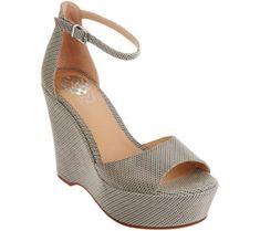 518d01c3362 Vince Camuto Ankle Strap Wedges - Tatchen - A306422 Vince Camuto Shoes