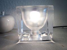 Cube lamp - Peill & Putzler - 1970s.