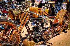 2013 Rat's Hole Custom Bike Show Report Photos - Motorcycle USA