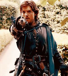 Fan Art of The Musketeers - Athos for fans of The Musketeers (BBC).