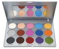 Kryolan VIVA Brilliant Color Medley Palette Review Maquillaje, Maquillaje Kryolan, Maquillaje De Belleza,