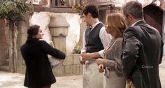 Las cinco y media: La promoción de la telenovela