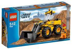 LEGO - City - Front-end Loader - 7630