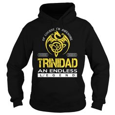 TRINIDAD An Endless Legend (Dragon) - Last Name, Surname T-Shirt