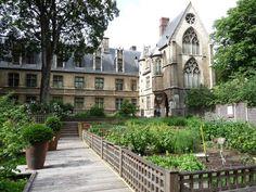 Musee Cluny in Paris. My favorite museum in Paris.