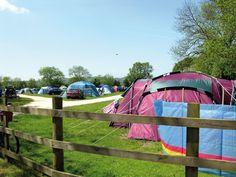 Camping Field at Callow Top