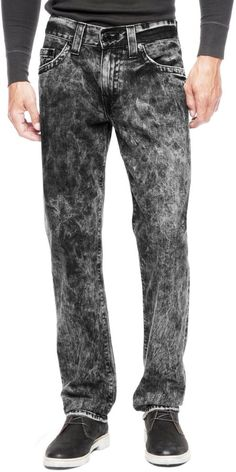 Geno Slim Acid Wash Mens Jean, Go confidently in your own unique, personal  style · Cheap ...