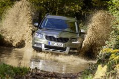ŠKODA has announced the arrival of the new #Skoda #Yeti which will launch 2nd December from €24,490. 4x4 models from €28,520