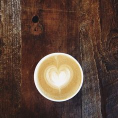 coffee at Verve Coffee Roasters / photo by Davy Rudolph