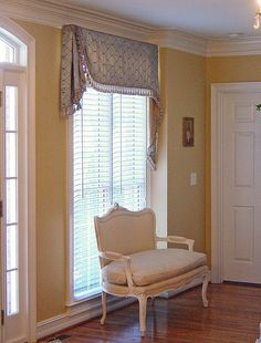 moreland valance, valance, window treatment by lisam1028, via Flickr