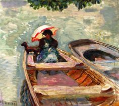 Boat Ride Pierre Bonnard (1910-1913)