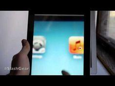 iPad 3rd Generation Hands-on - Slashgear