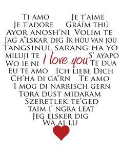 {Eu Te Amo}
