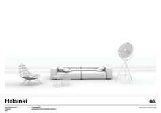 Craftelement infographie pour créateurs d'espaces | HELSINKI Helsinki, Urban Planning, Spaces, Infographic, Landscape