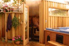 finnish saunas - Google Search