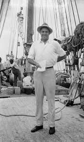 William S Mccoy   He was a very famous rum runner. With the start of Prohibition Captain McCoy began bringing rum from Bimini and the rest of the Bahamas into south Florida through Government Cut. The Coast Guard soon caught up with him, so he began to bring the illegal goods to just outside U.S. territorial waters and let smaller boats and other captains such as Habana Joe take the risk of bringing it into shore.