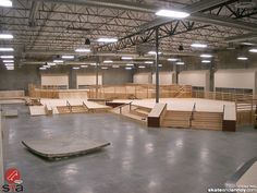 epic indoor skatepark -3189