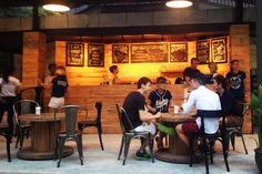 Bangkok welcomes CRAFT pop-up bar offering 20 beers on tap
