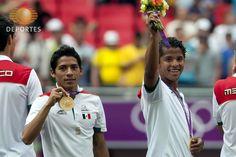 Seleccion Olympica gana medalla de oro!! Giovani dos Santos <3