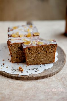 ginger and tamarind cake
