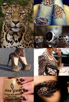 amie wonch a b Cheetah Print Shirts, Leopard Prints, Animal Prints, Animal Print Fashion, Fashion Themes, Leopards, Fashion Fabric, Color Trends, Boho Wedding