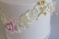 Another view - peek a bow! by Sweet Tiers, via Flickr