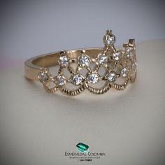 Stylish Jewelry, Cute Jewelry, Modern Jewelry, Bling Jewelry, Beaded Jewelry, Cute Rings, Delicate Rings, Pearl Flower, Diamond Rings