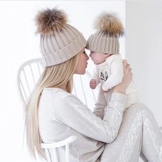 $5.96 (Buy here: https://alitems.com/g/1e8d114494ebda23ff8b16525dc3e8/?i=5&ulp=https%3A%2F%2Fwww.aliexpress.com%2Fitem%2F5-Colors-Fashion-Mom-and-Me-Winter-Warm-Baby-Boy-Girl-Hats-Crochet-Knit-Hairball-Beanie%2F32740166606.html ) 2PCS 2017 New Fashion Mommy and Me Winter Warm Hats Baby Boys Girls Hats Crochet Knit Hairball Beanie Caps for just $5.96