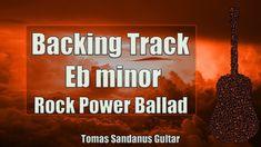 Eb minor Backing Brack E flat ONE HOUR is my new guitar jam track, backtrack in Sad Rock Power Ballad Style. This Eb minor Backing Track E flat Sad Rock Powe. Backing Tracks, Guitars, Broadway Shows, Sad, Rock, Skirt, Locks, The Rock, Rock Music